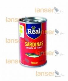 Sardina En Salsa De Tomate Abre Fácil